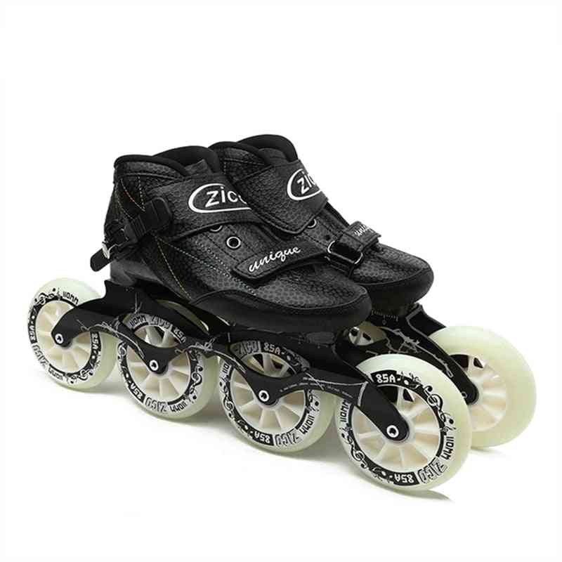 Indoor Track Speed Racing Long Street Speed Skates Shoes