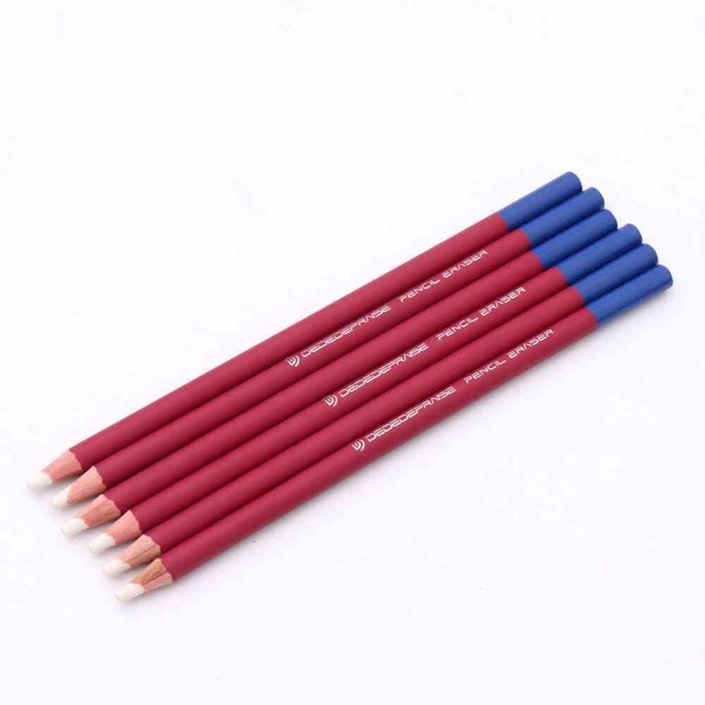 Pen Style Revise Details Eraser Highlight Modeling Pencil Rubber For Design Drawing Manga