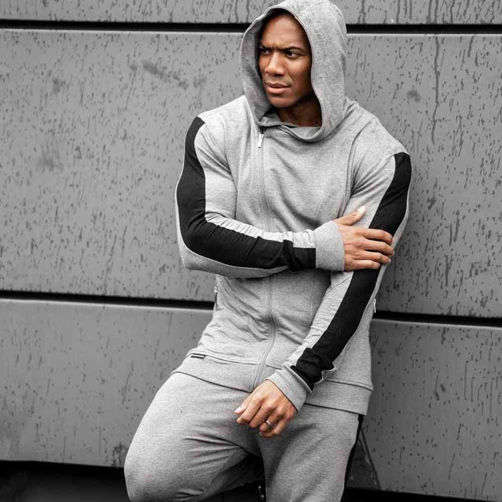 Tracksuits Men's Running Sportswear Suits