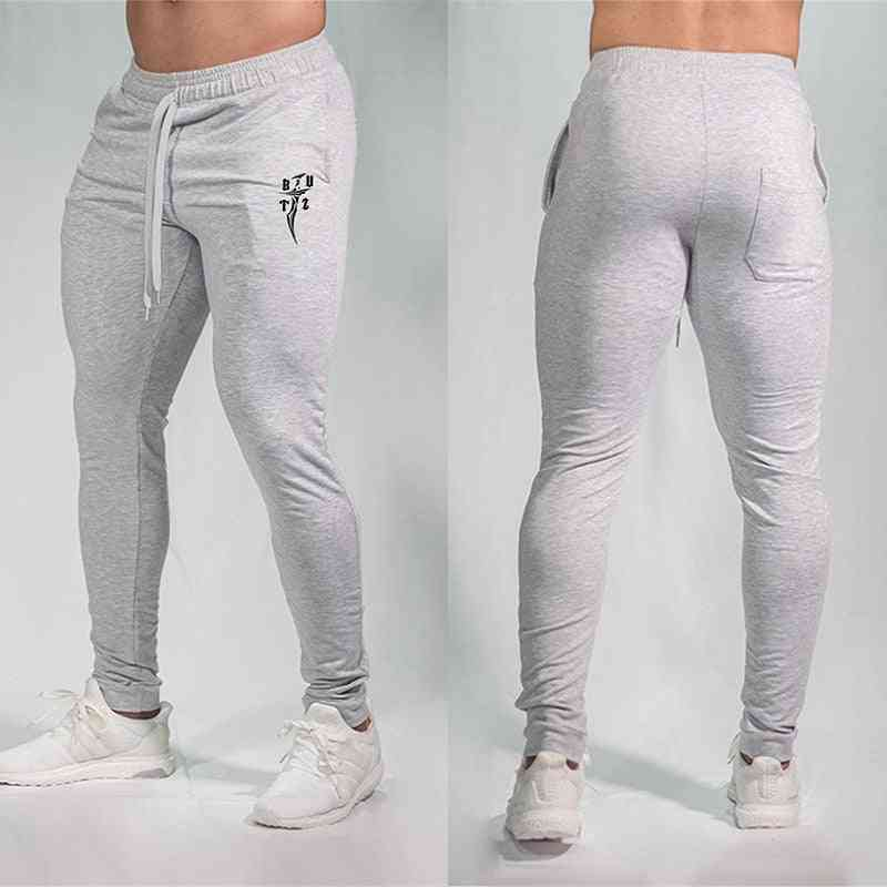 New Cotton Compression Pants, Running Tights For Men