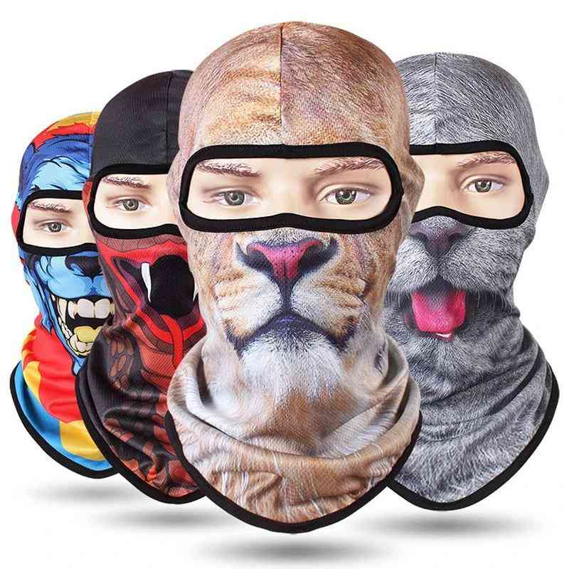 Full Face Mask Motorcycle Scarf