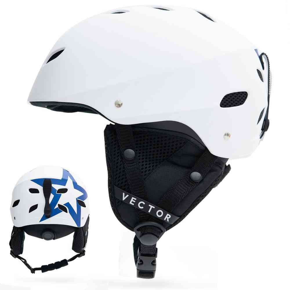 Vector Man Women Snowboard Snowmobile Ski Helmet