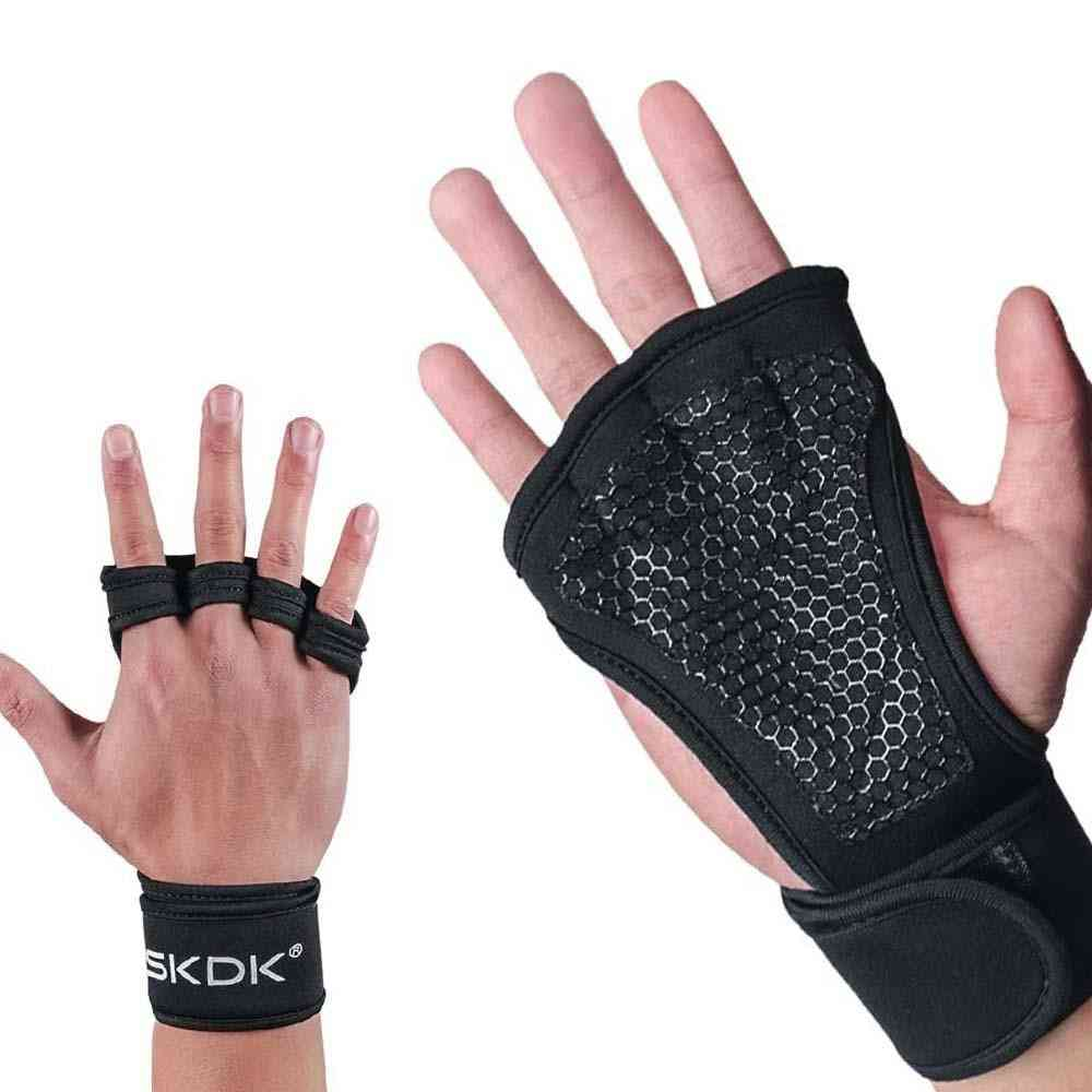 Weight Lifting Gloves, Gym Grips Fitness Glove For Women Men