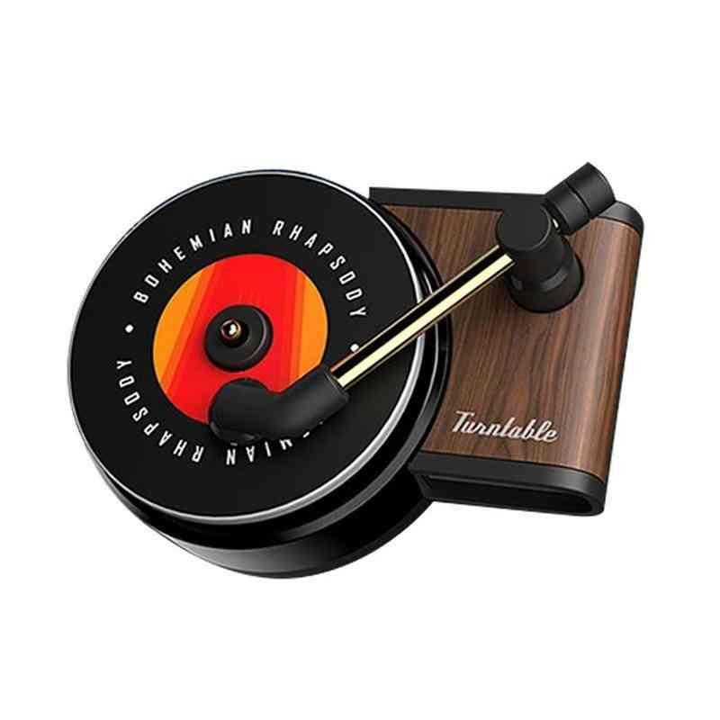 Tita Turntable Phonograph Car Fragrance