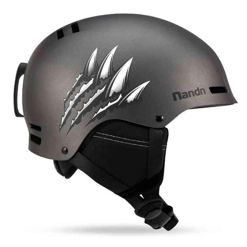 Safety Skateboard Ski Snowboard Helmet