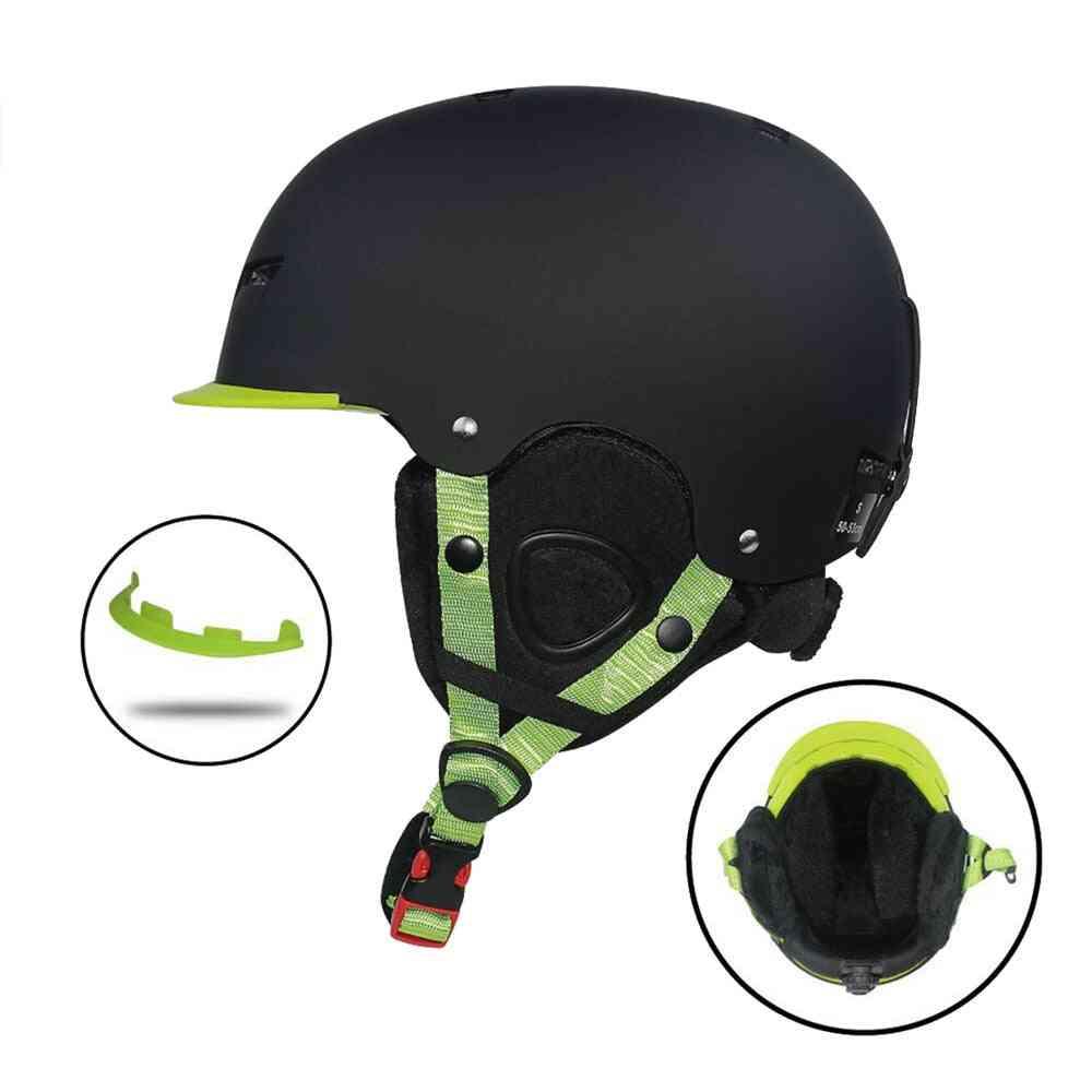 Safety Ski Helmet Men Women C Breathable Skating Skateboard