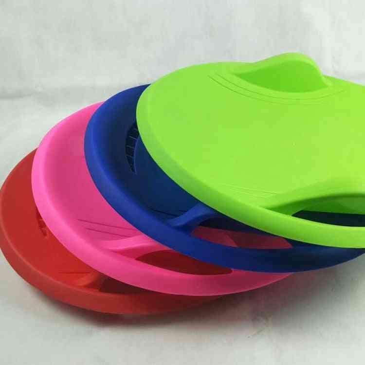 Children's Skis Thick Type Ufo Ski Disc