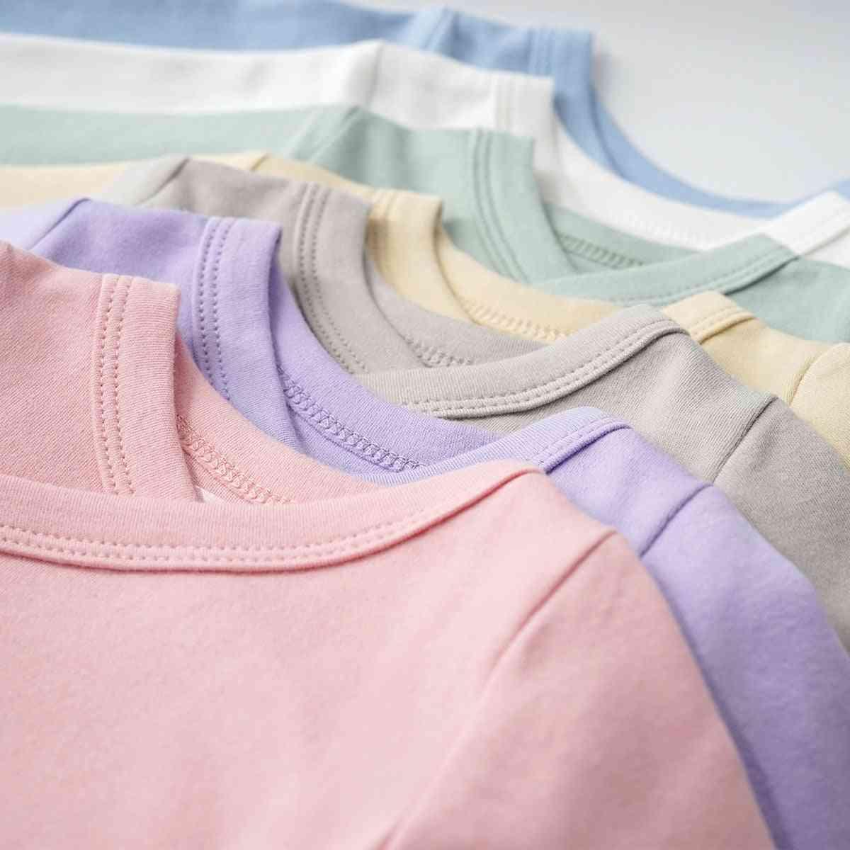 Kids Underwear 100% Cotton New Born Underwear T-shirts