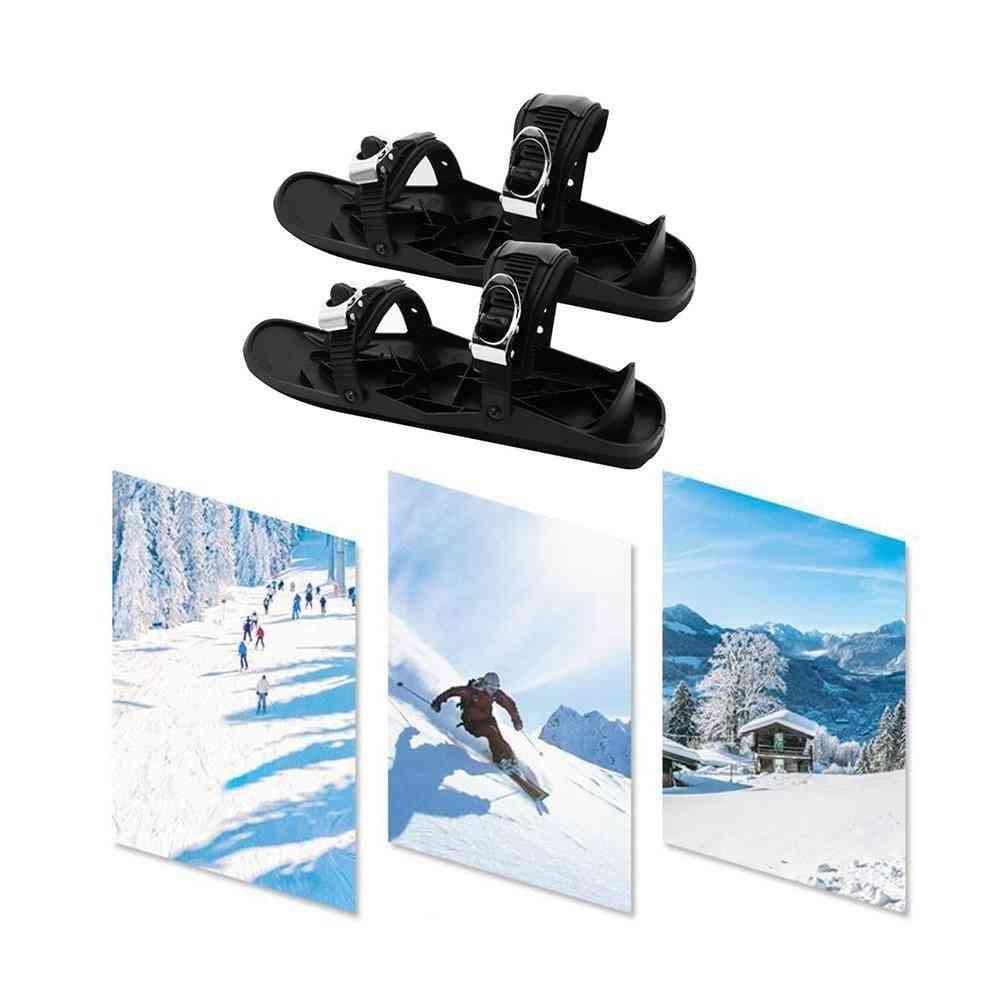 Ski Skates Snow Shoes