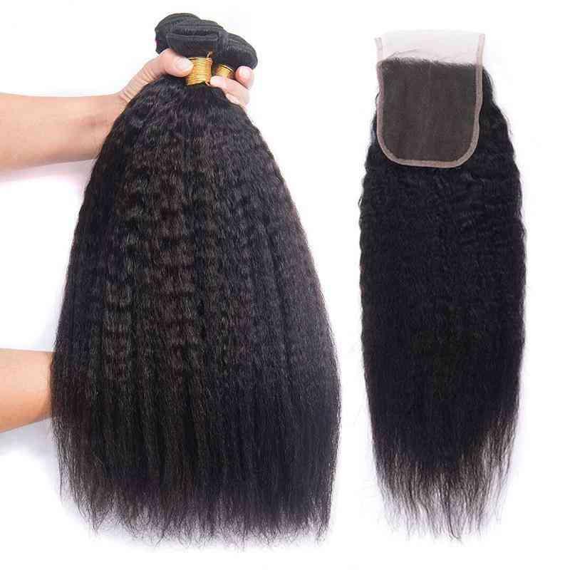 Beumax Hairs 10a Grade Brazilian 100% Unprocessed Virgin Weave Hair