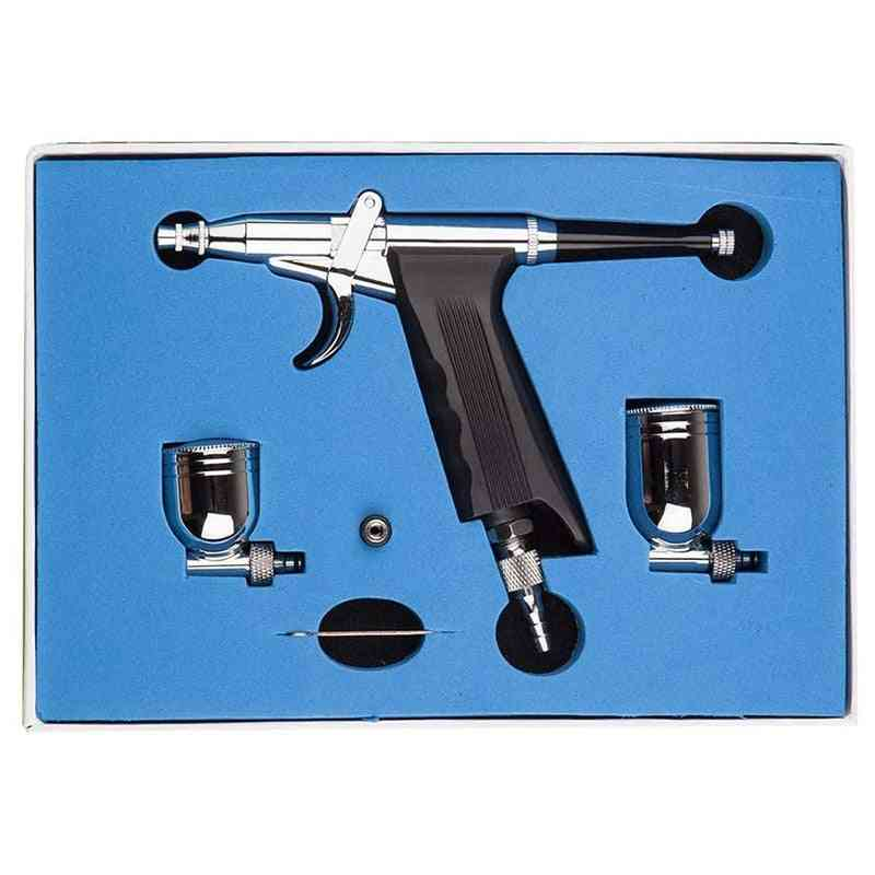 Professional Trigger Air-paint Control Airbrush, Perfect For Cosmetic Makeup, Model/body/car Painting