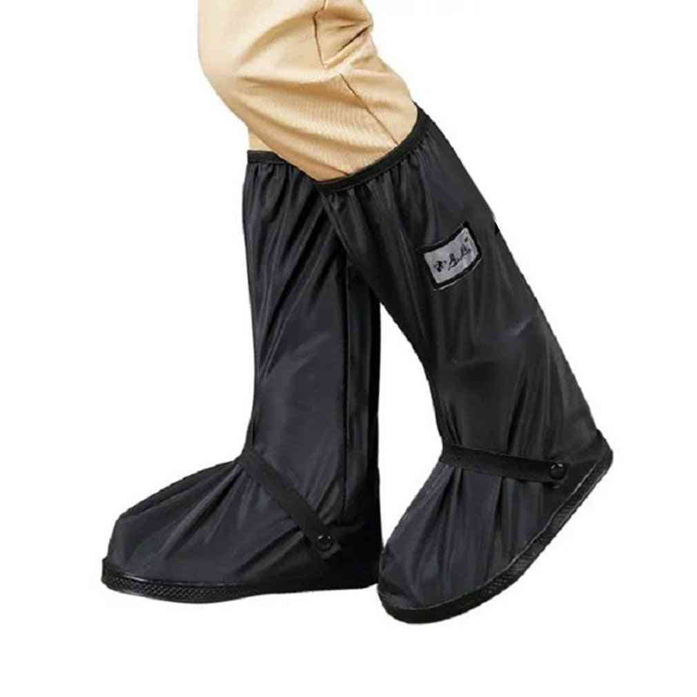 Waterproof Reusable Motorcycle Shoe Covers