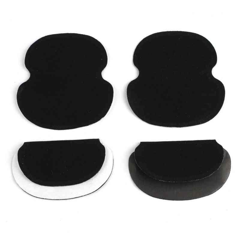 Disposable Anti Sweat Pads Black Armpits Stickers