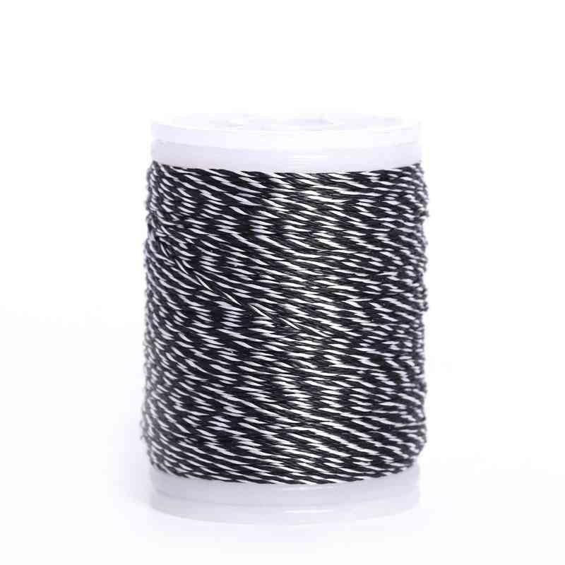 7 Colour High Quatity Profession Bow String Serving Thread 120m/roll 0.02