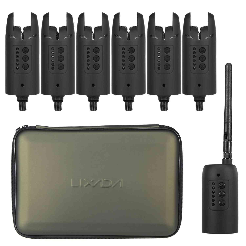 Wireless Digital Fishing Alarm Set