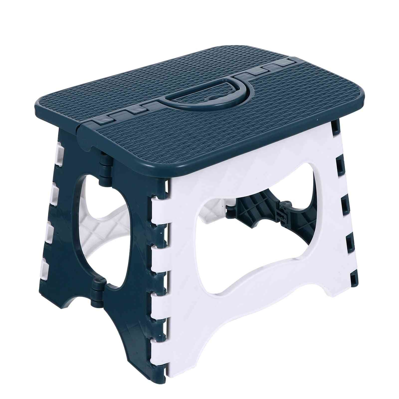 Plastic Folding Portable Step Stool