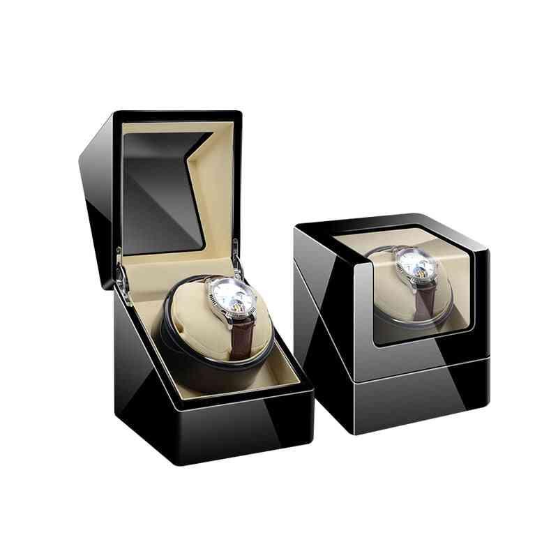 Luxury Single 2/ 4+6 Slots Watch Winder Box Watches Holder