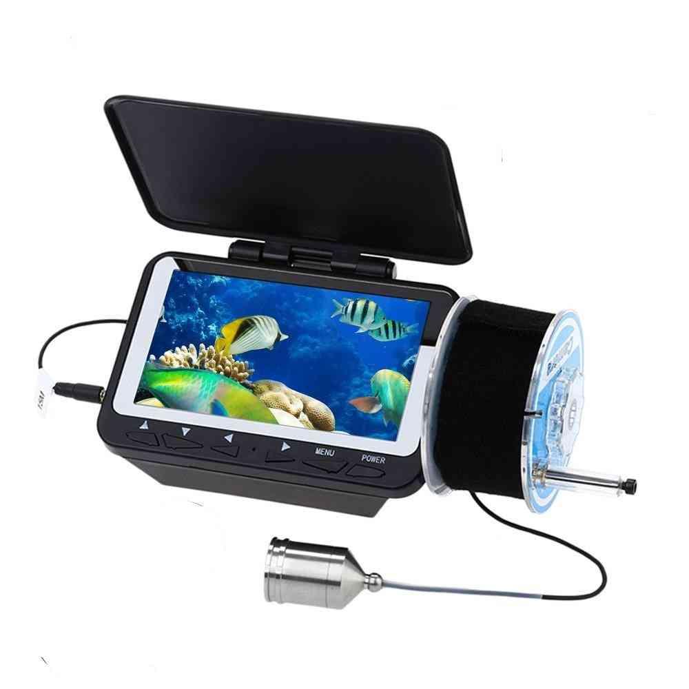 Fish Finder Underwater Ice Fishing Camera 4.3