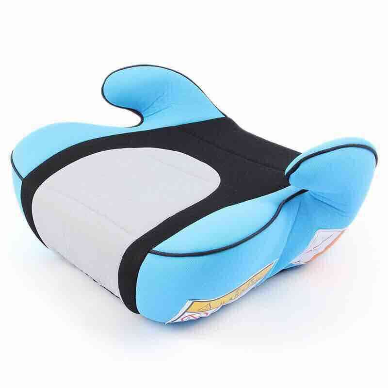 Cotton Plastic Three-points Sitting Unisex Safety Seat For, In The Car, Kid's Chair