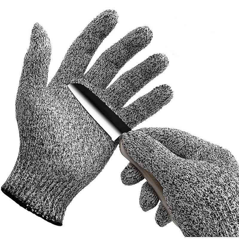 Anti-cut Outdoor Fishing Hunting Gloves Steel Wire