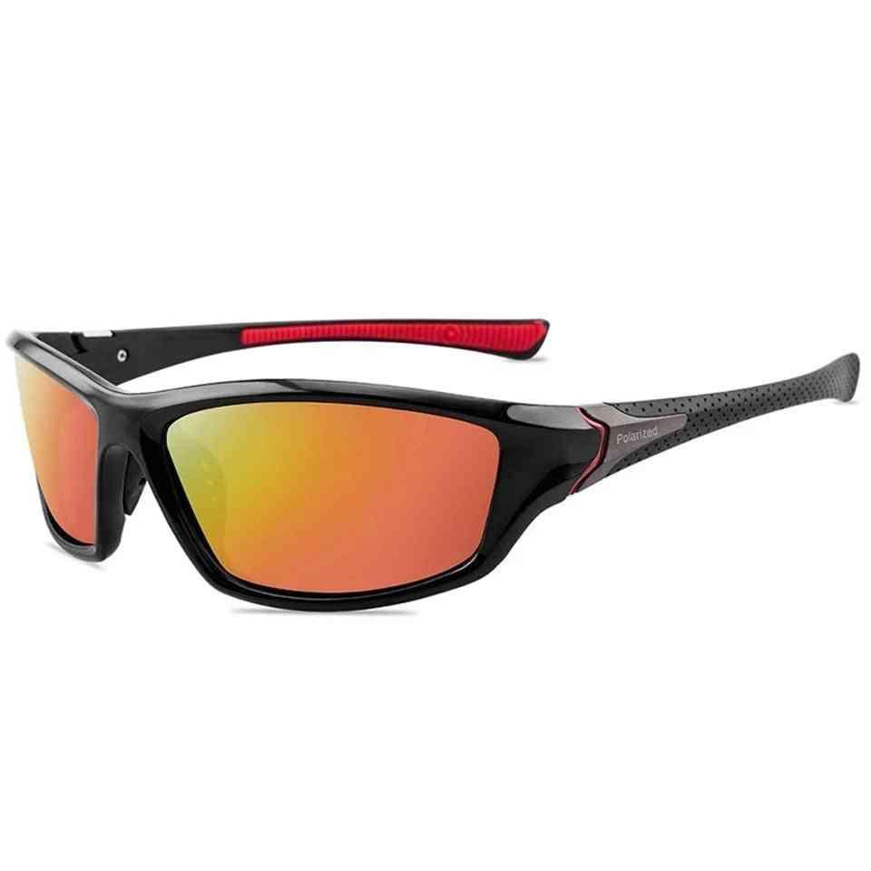 Fishing Classic Sun Glasses Luxury Polarized Sunglasses Men's