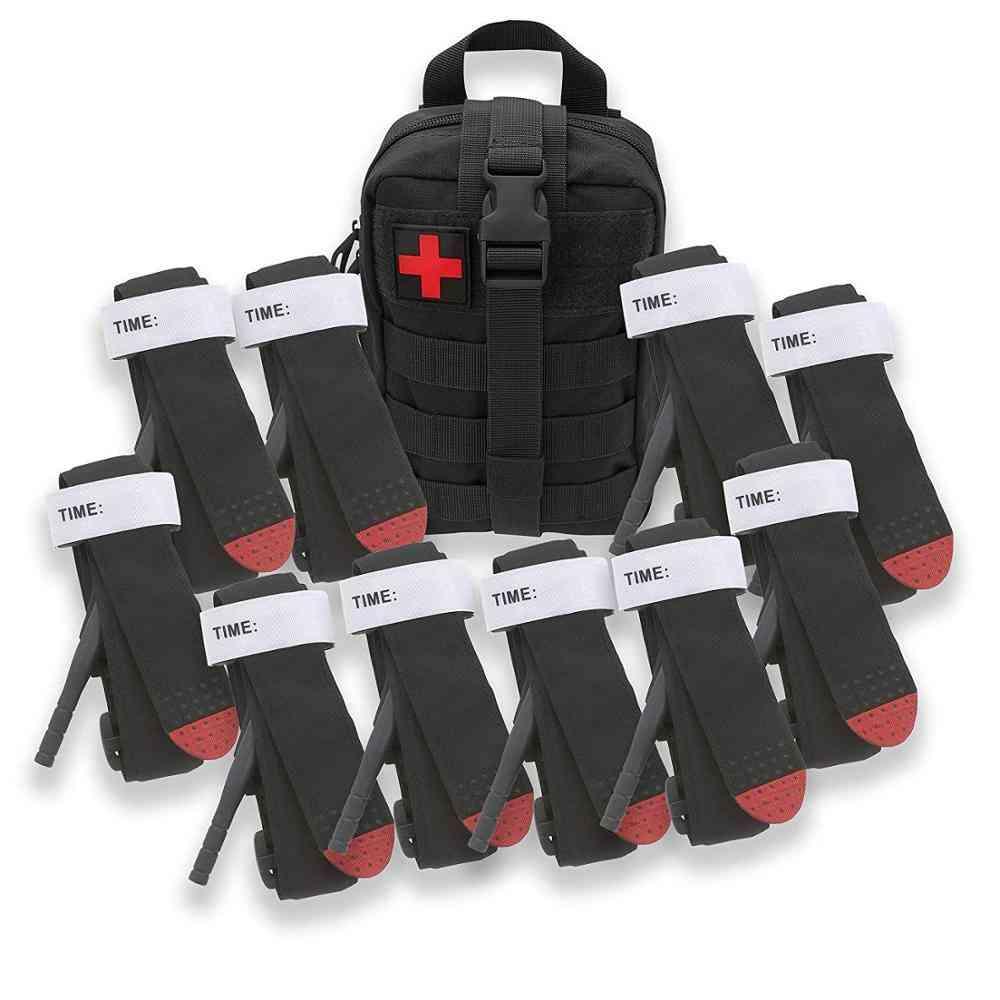 Emergency Medical First Aid Equipment Bag