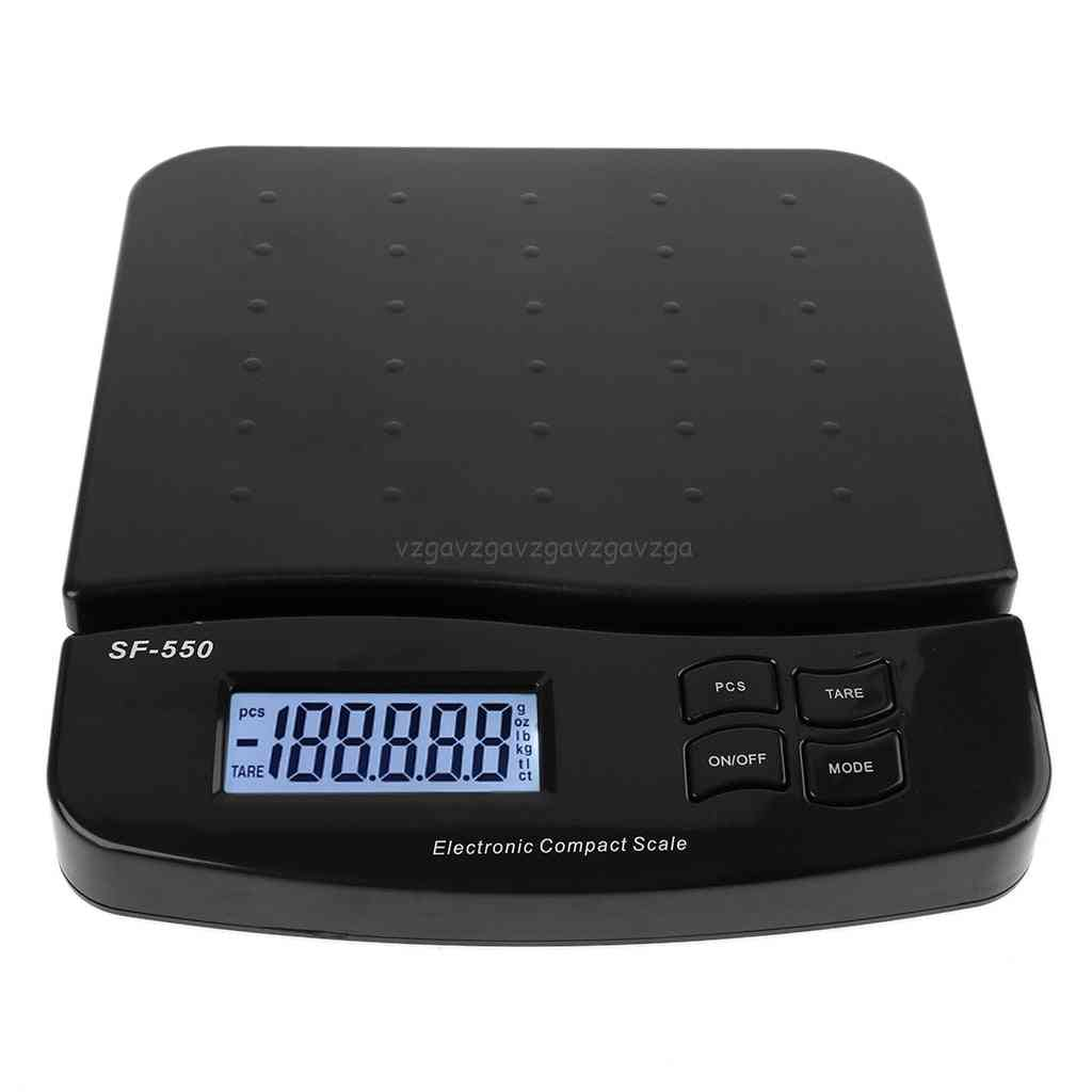 25kg/1g 55lb Digital Scale Electronic Postage Weighing Scales