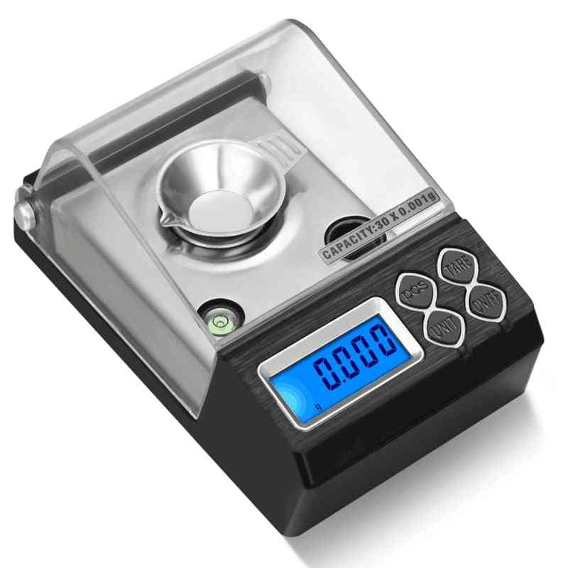 Digital Counting Carat Electronic Jewelry Scales
