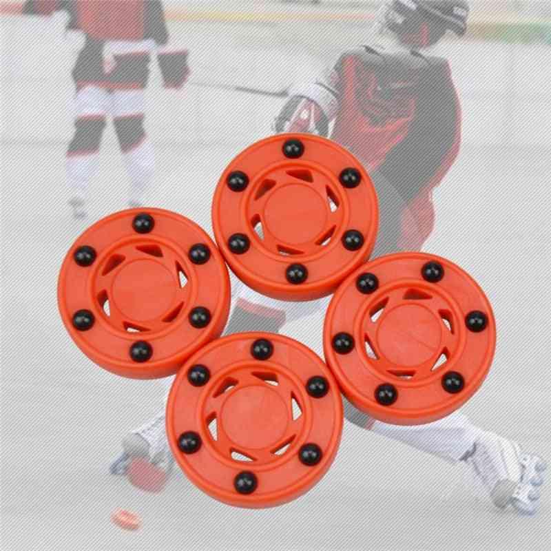 Ice Hockey Durable Abs Roller / Practice Puck