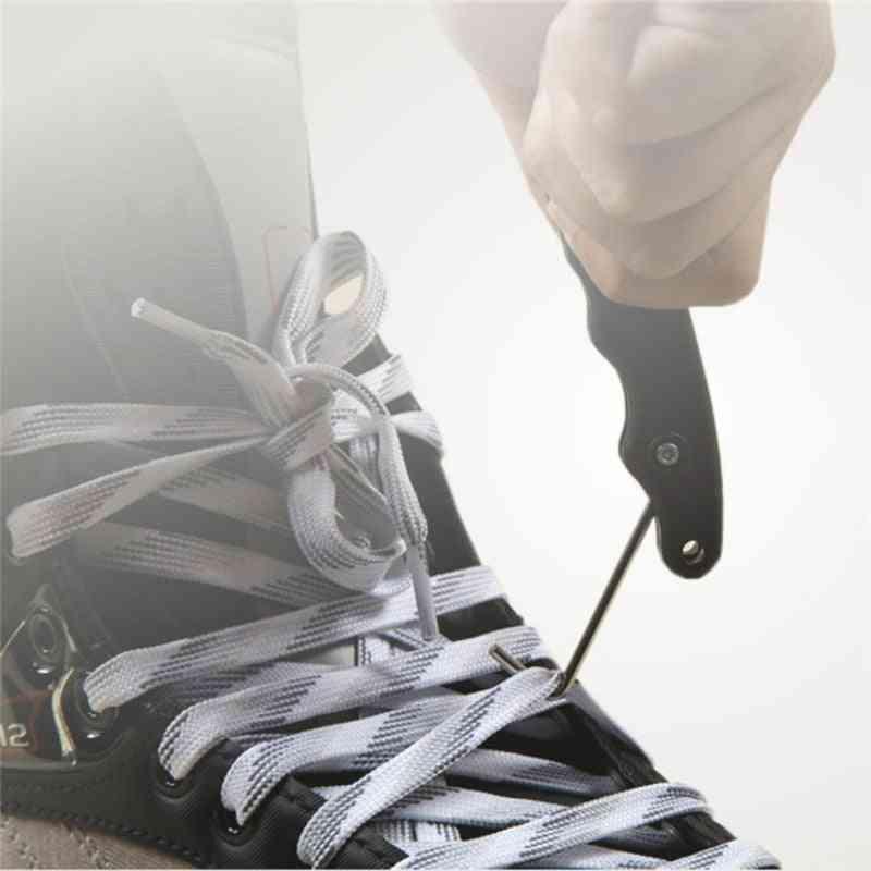Tightener Skate Tie Hold Handle