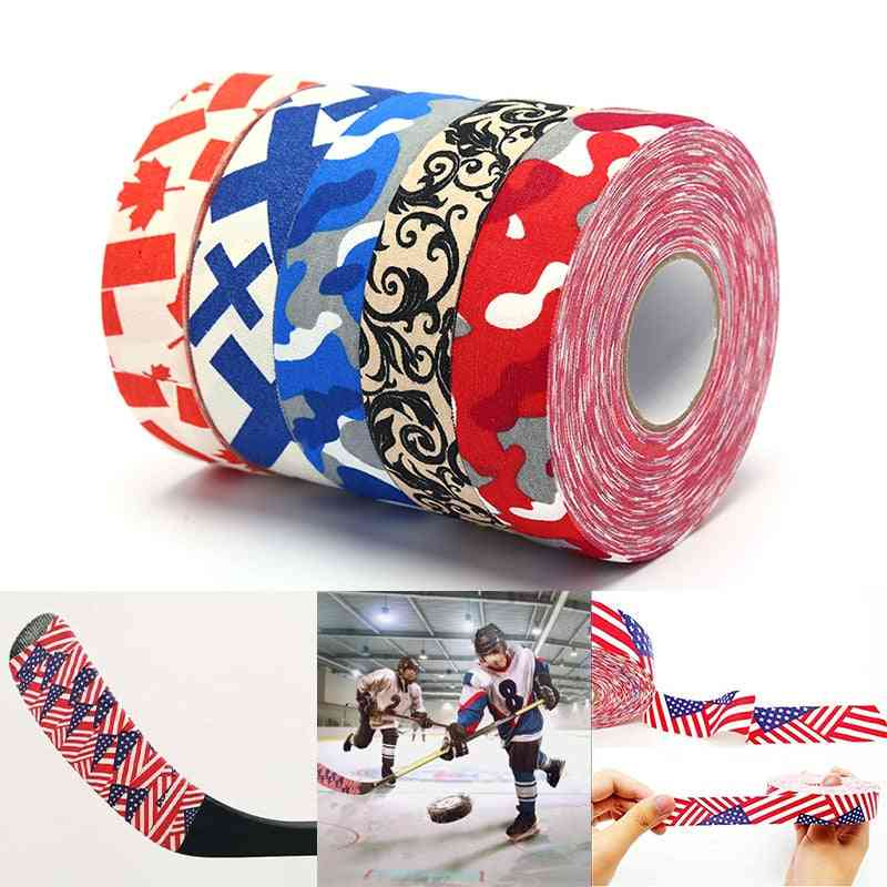 Hockey Stick Tape Multipurpose Colorful, Ice Field Hockey Badminton Golf Tape