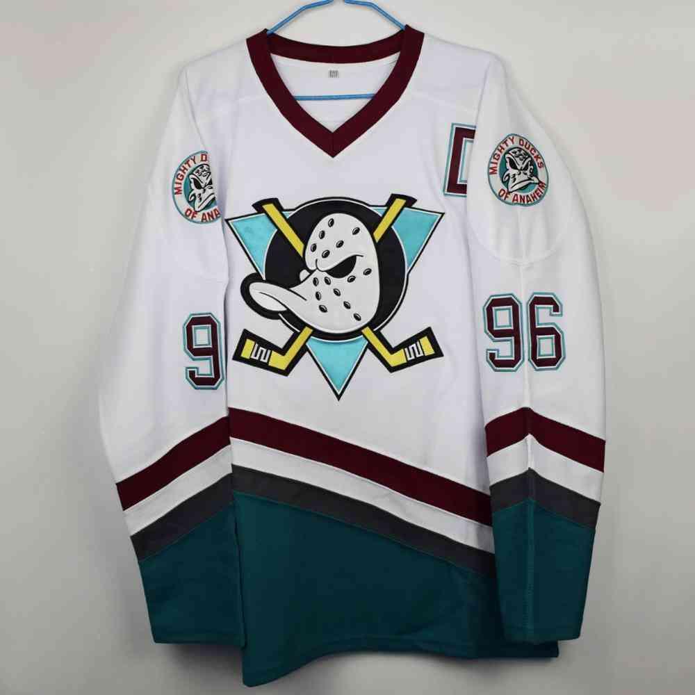 Coldoutdoor Ducks Ice Hockey Practice Jersey High Quality In Stock