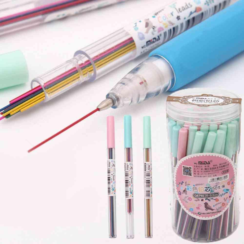 Colorful Mechanical Pencil Lead