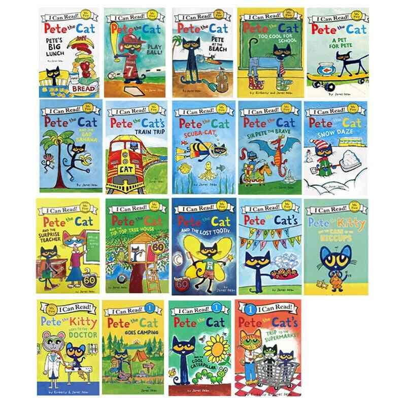 Children Baby Kids English Educational Reading Books