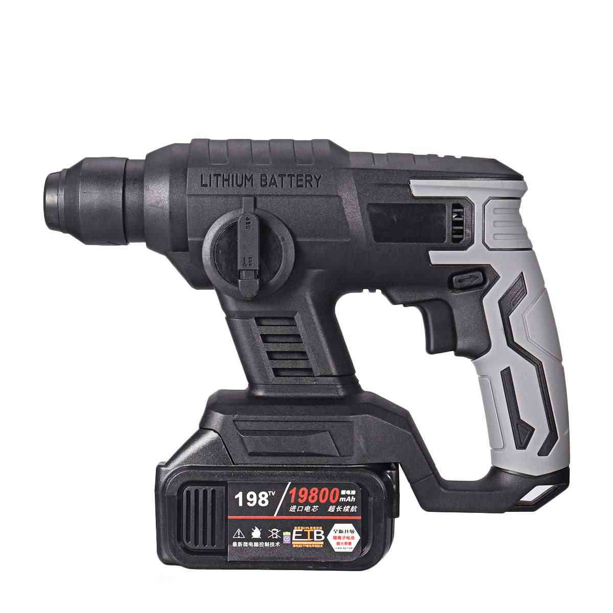 Multifunction Electric Heavy Duty Hammer Impact Power Drill Tool