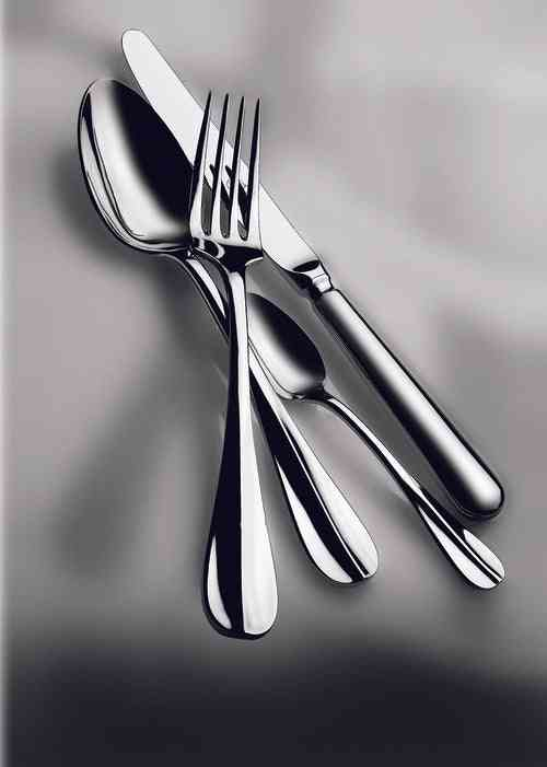 Serving Set (fork And Spoon) Roma