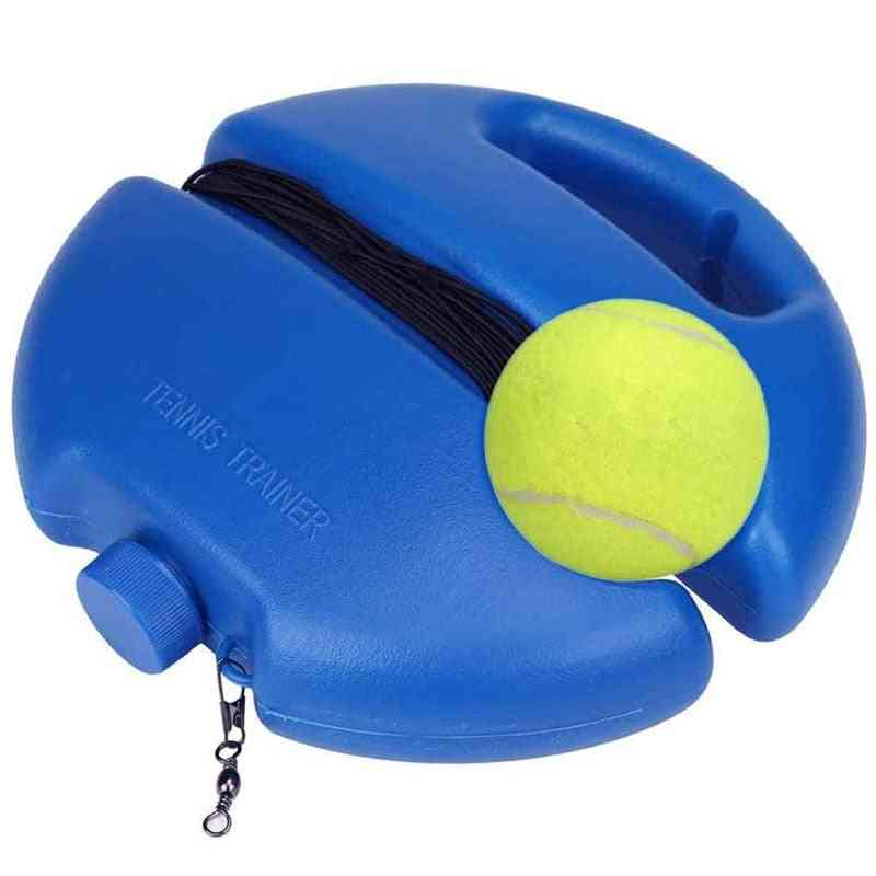 Tennis Trainer Rebound Ball With String, Baseboard Self, Study Dampener Training Tool, Exercise Equipment
