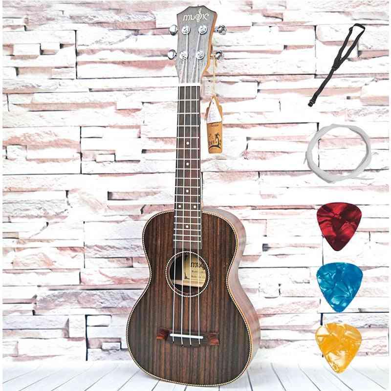 Rosewood 4 Strings Ukelele Guitar