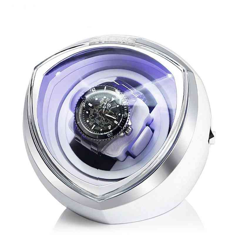 Automatic Watches Box, Display Collector Storage With Light