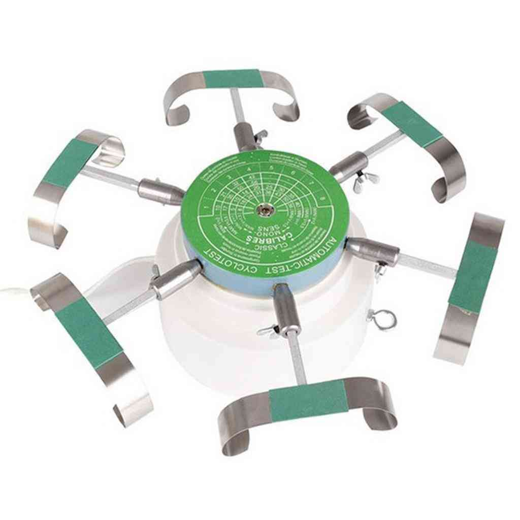 110v Automatic, Watch Repair With 6-arms, Watch Tester Tools