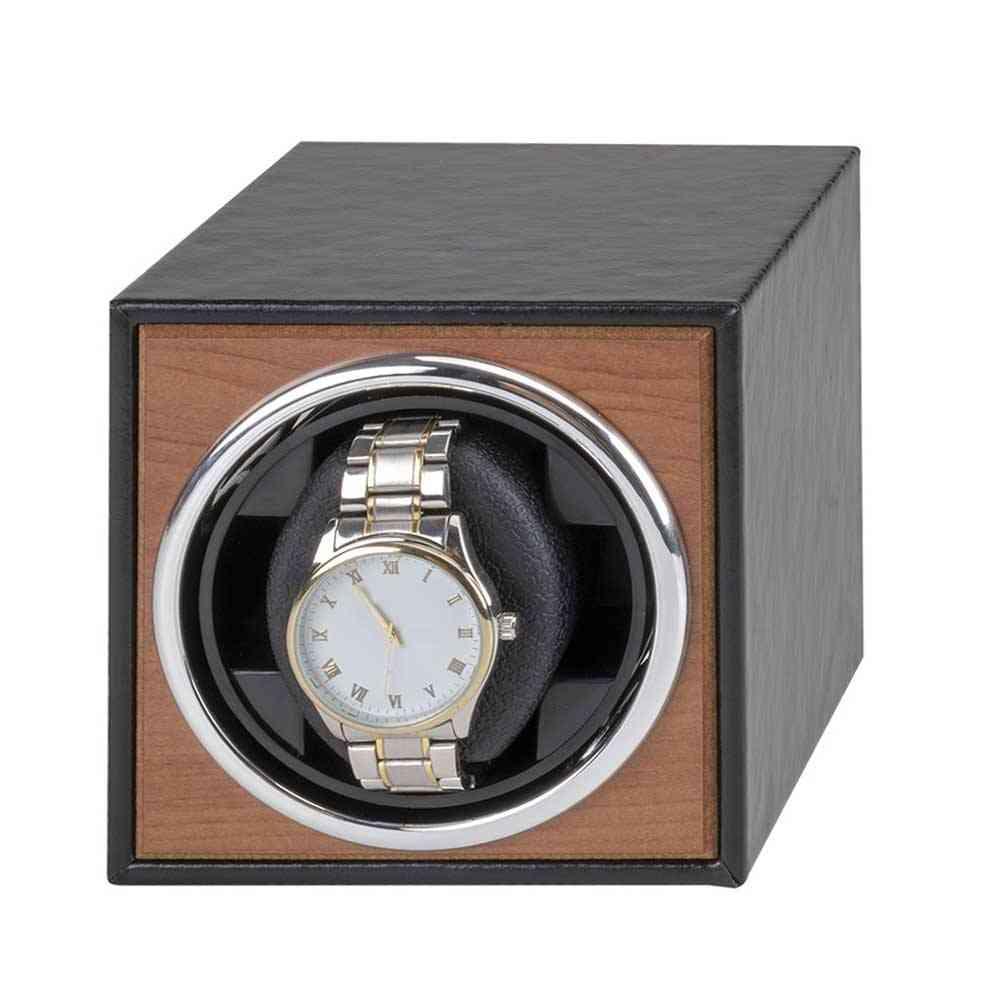 Single Watch Winder, Usb Cable, Automatic 3-rotation Mode, Wristwatch