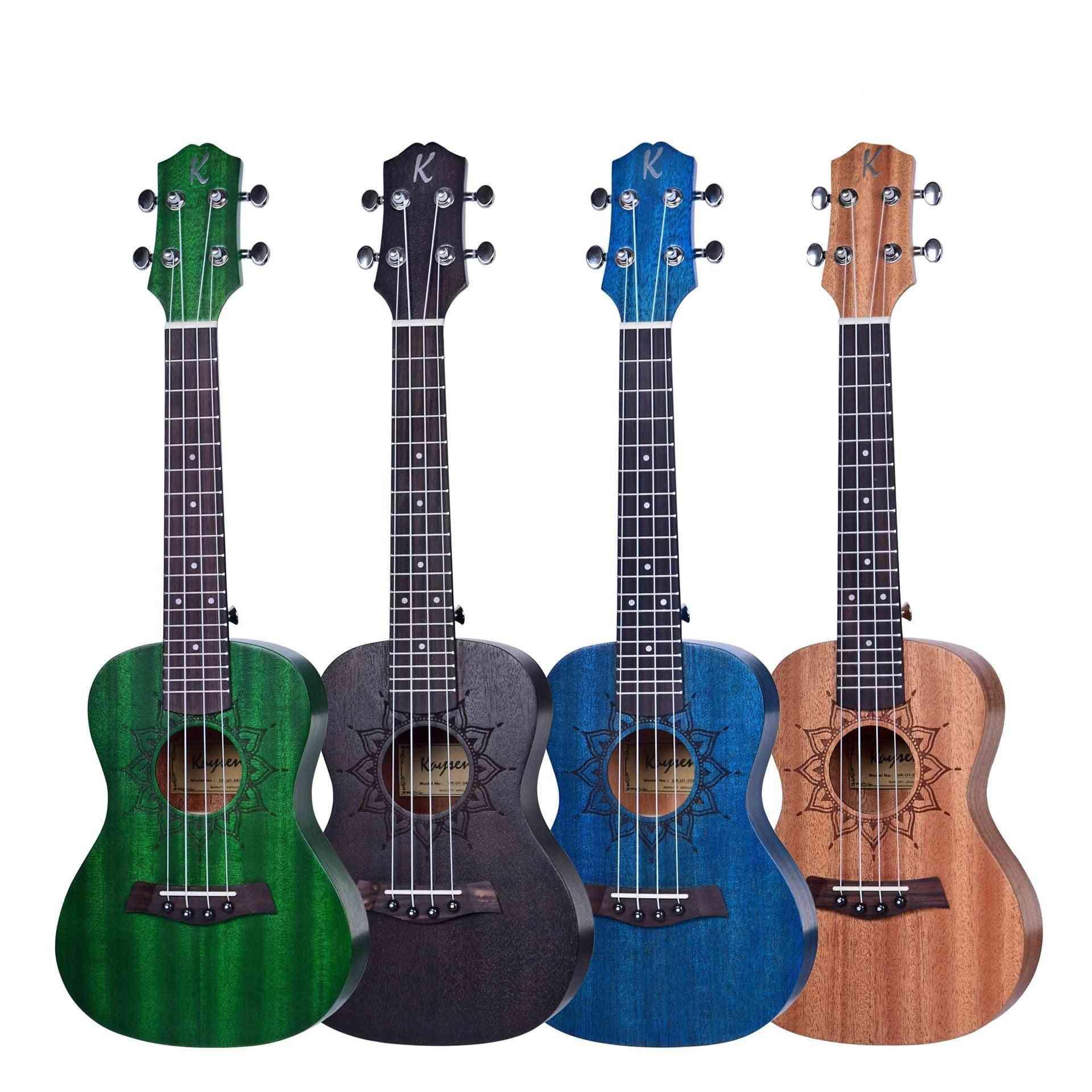 Electric Concert Tenor Mini Guitar