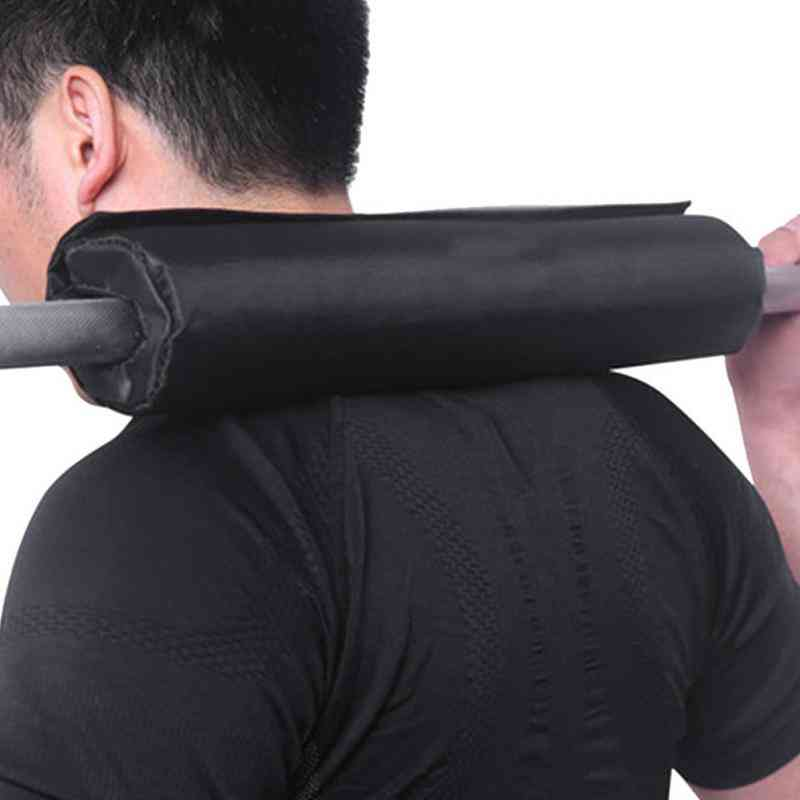 Barbell Pad, Squat Weightlifting Shoulder Protector Gym Pull Up, Gripper Equipment, Weights Gym Pads