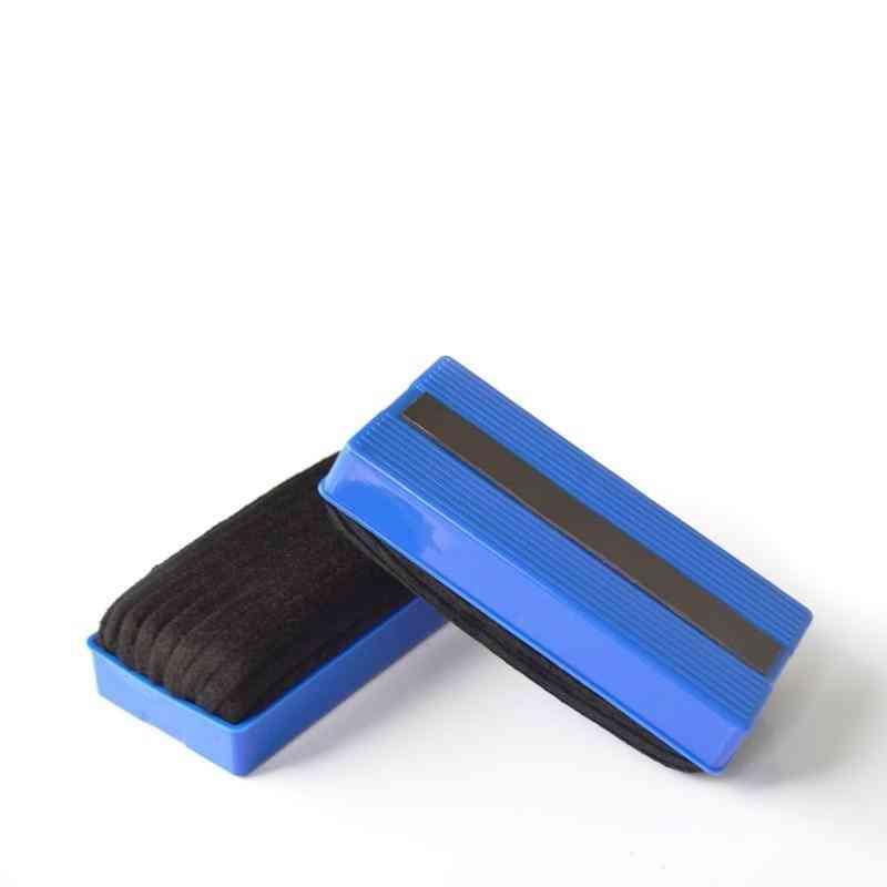 Magnetic Whiteboard Eraser Dry Wipe Marker Cleaner
