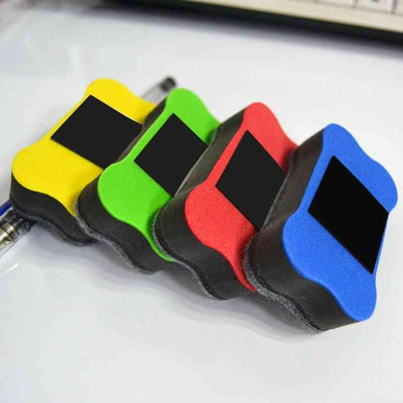 Magnet Whiteboard Eraser, Dry Erase, Cleaner Blackboard, School Office Accessories