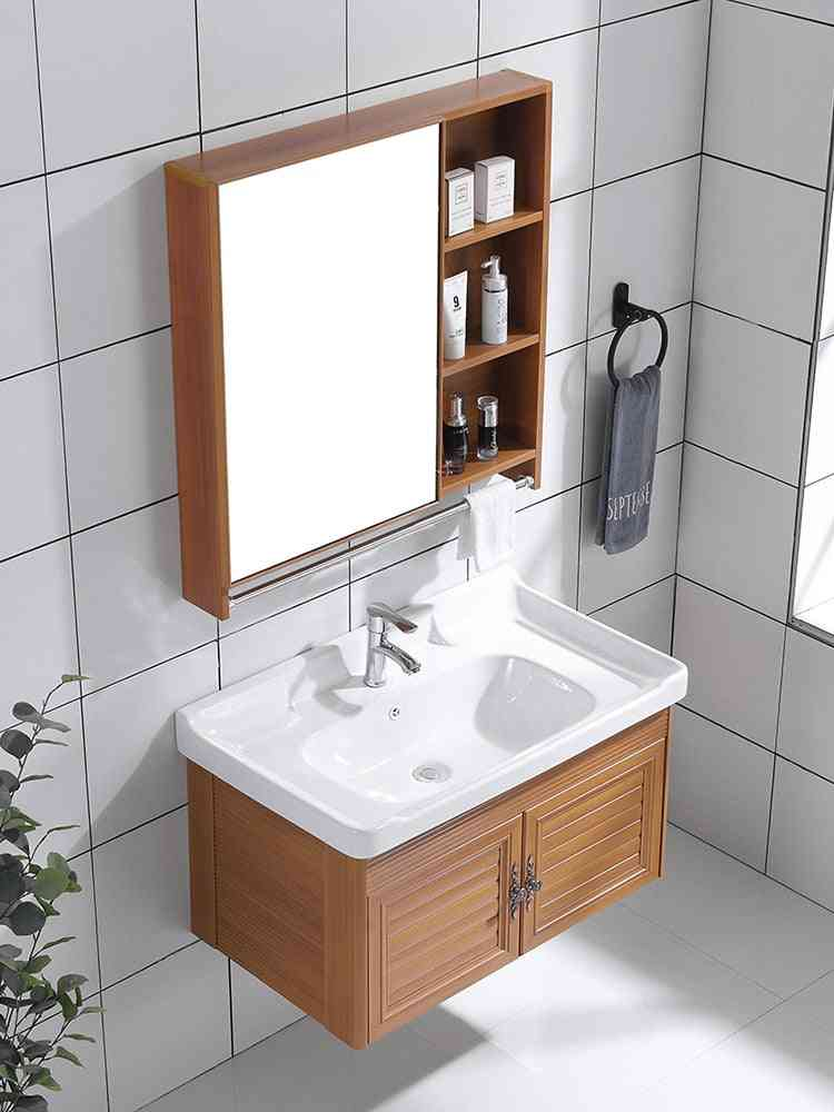 Customized Bathroom Vanity, Lacquer Cabinet
