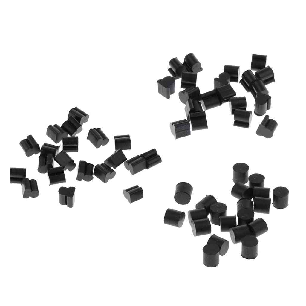 Euphonic/tuba/horn Piston Silicone Pads /rotary Valve Rubber