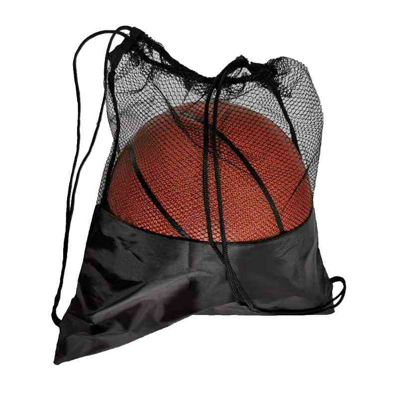 Multi-function Sports Ball Storage  Net Pouch / Sports Training Mesh Bags