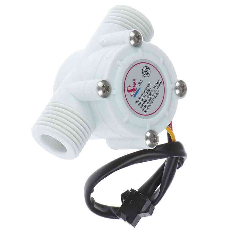 Flowmeter Counter Sensor, Control Effect Water Flow, Sensor Switch