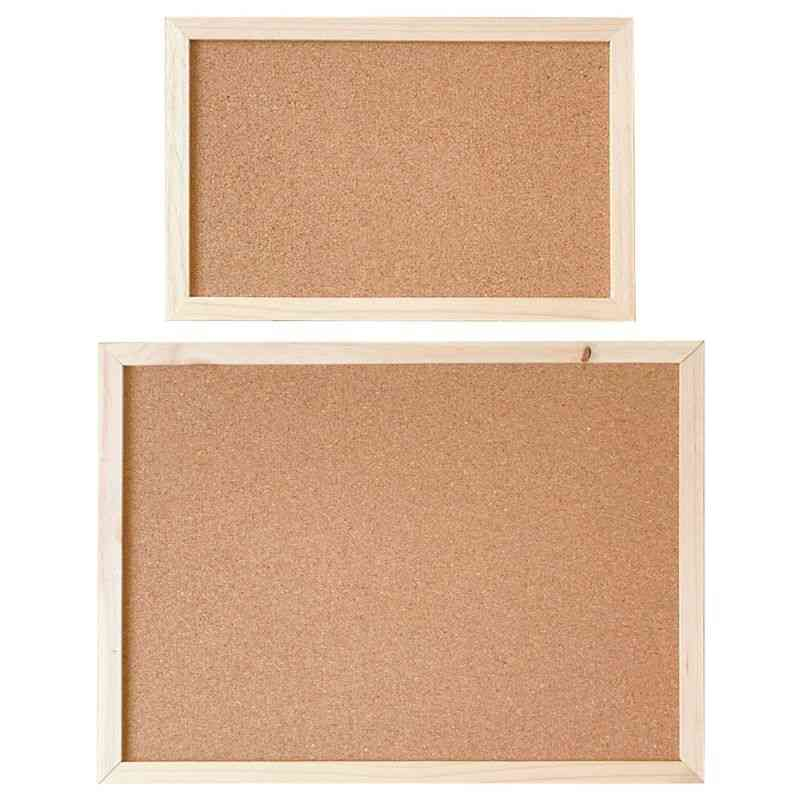 Frame Notice Note Memo Board For Home+ Office+ Shop+ School